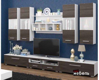 Модульная гостиная Макси мебель 02