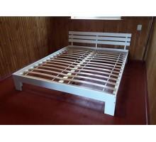 Деревянная кровать Новара