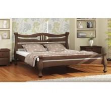 Деревянная кровать Даллас