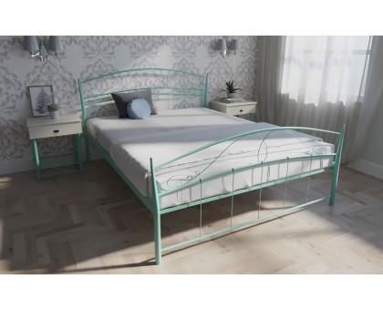 Металлическая кровать Селена