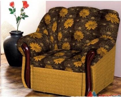 Мягкое нераскладное кресло Мустанг Модерн