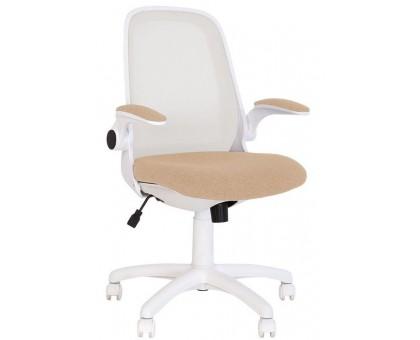 Компьютерное кресло Глори GLORY GTP white Tilt PW62