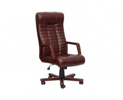 Компьютерное кресло Атлантис кожа Сплит