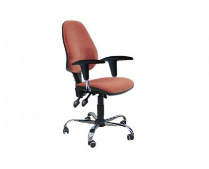 Компьютерное кресло Бридж Chrome