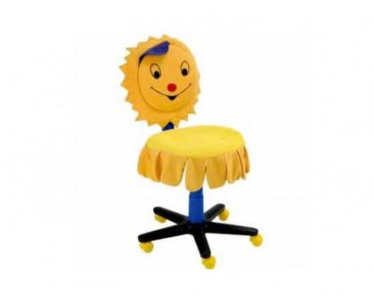 Детское роликовое кресло Солнышко