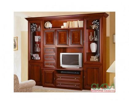 Гостиная Капри-витрина