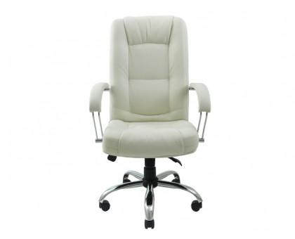 Компьютерное кресло Альберто хром