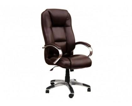 Компьютерное кресло Севилья хром