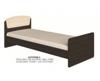 Кровать Астория (односпальная)