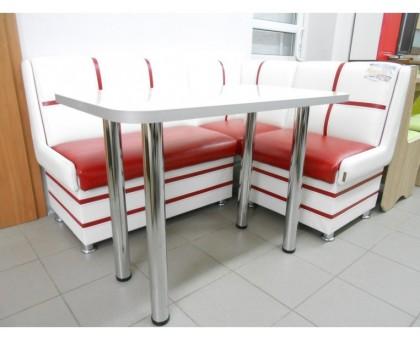 Кухонный стол на ронделлах