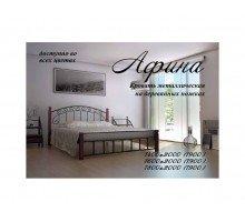 Кровать Афина (на деревянных ножках)