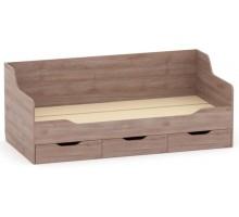 Односпальная кровать-10 с ящиками РТВ