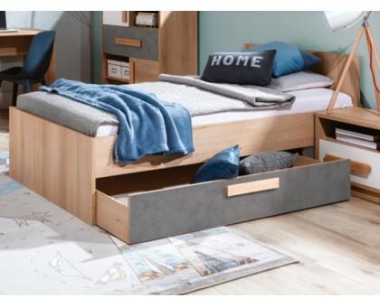 Детская кровать Айго с ящиком