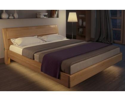 Деревянная кровать Неаполь