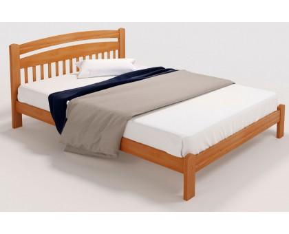 Деревянная кровать Ретро-Люкс-2