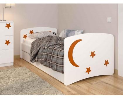 Детская кровать с ящиком Флай/Fly