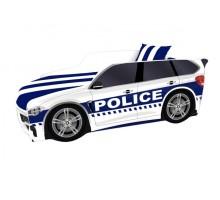 Детская кровать-машинка Премиум Полиция
