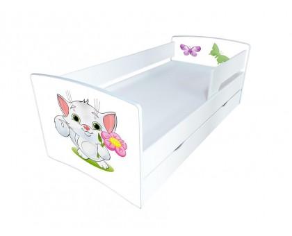 Кровать детская с ящиком Киндер-кул/Kinder-Cool