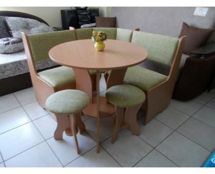 Обеденный круглый стол Рим